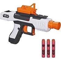 Star Wars - Lanzadardos Blaster Trooper, color blanco (Hasbro B3171EU4)