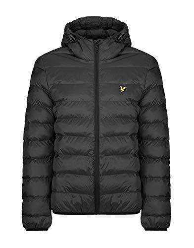 Lyle & Scott Lightweight Puffer Jacket Giacca, Nero (True Black 572), M Uomo