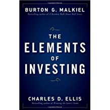 The Elements of Investing by Burton G. Malkiel (2009-12-14)