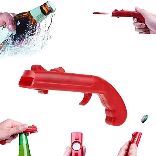 Zehaolaoshi Lanzador de Pistola de Tapa Lanzador Tirador de...