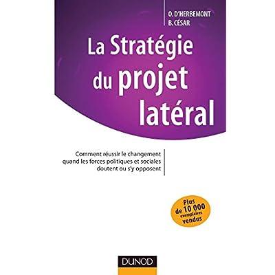 La stratégie du projet latéral: Comment réussir le changement quand les forces politiques et sociales doutent ou s'y opposent