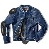 Spidi Furious Blouson Denim, Bleu, XL