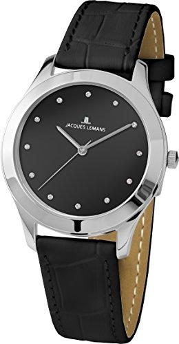 Jacques Lemans Damen-Armbanduhr 1-1840ZE