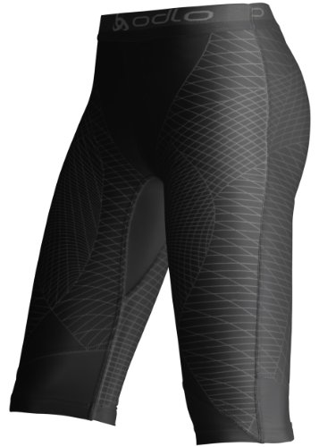 Odlo muscle force collant de sport short Noir - noir