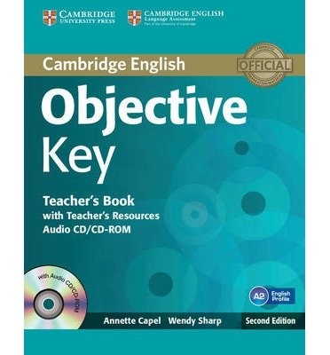 Objective Key Teacher's Book with Teacher's Resources Audio CD/CD-ROM (Objective) (Mixed media product) - Common