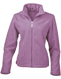 Result La Femme semi-micro fleece jacket Lavender 2XL