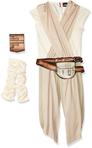 Kostüme Deluxe Für Erwachsene (Rubie's 3810668 Rey Deluxe Erwachsenen Kostüm,)