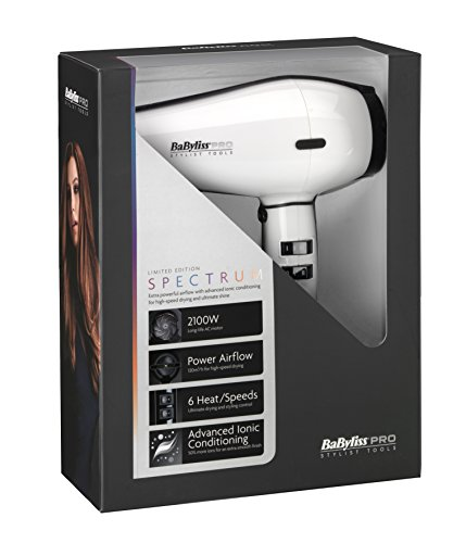 spectrum dryer - 41Z9pZWh8aL - Babyliss Pro White Pearl Limited Edition Spectrum Dryer