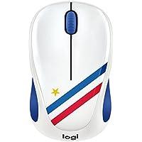 Logitech M238 Fan Collection Wireless Maus (12 Monaten Batterielaufzeit, für Windows, Mac, Chrome OS und Linux) Frankreich