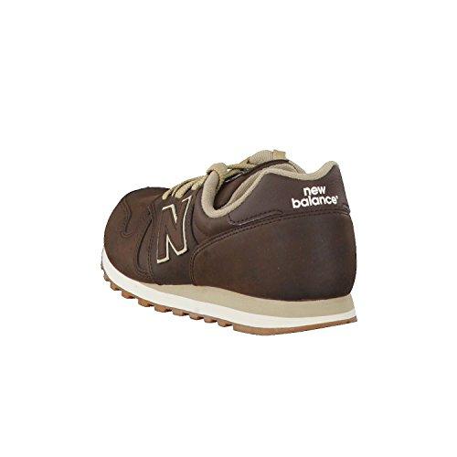 New Balance 373, Sneaker Uomo Marron