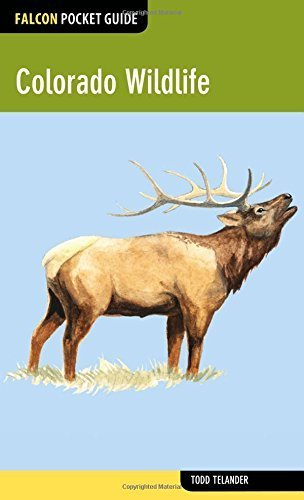 Colorado Wildlife (Falcon Pocket Guides) by Todd Telander (2014-06-03)