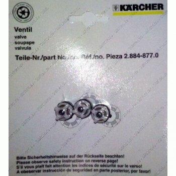 Kärcher 2.884-877.0 Ventil, 3Stück
