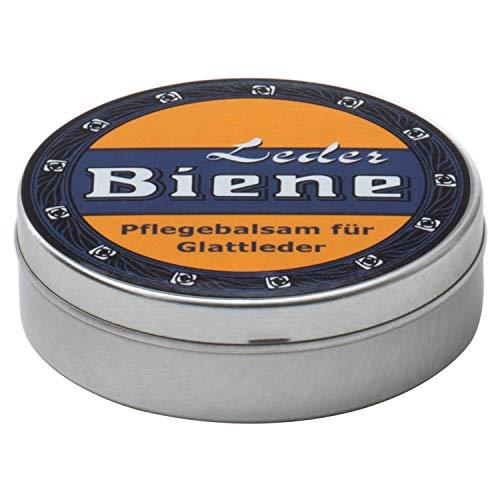 Leder Biene für alle Glattleder wie Kleidung, Möbel, Sättel usw. 60 ml -