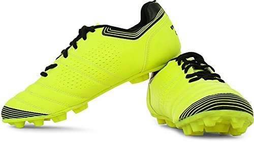 Vector X Chaser-II Football Shoes, Size 8 (Green)