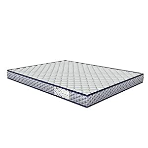 Amazon Brand - Solimo Orthopedic Memory Foam Queen Size Mattress for Superior Back Care (78x60x6 inches)