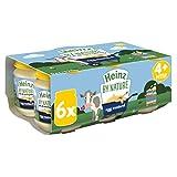 Heinz Mum's Own Egg Custard Jar, 120 g (Pack of 6)