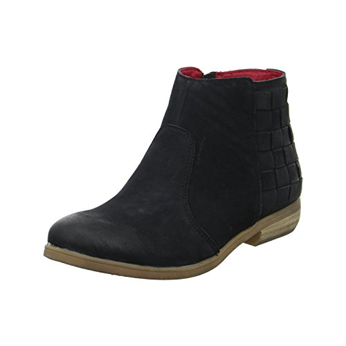 andrea-conti-damen-stiefeletten-boots-grosse-39-schwarz-schwarz