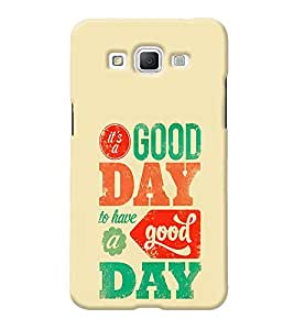 Sai APH Printed Hard Back Cover for Samsung Galaxy Grand Max
