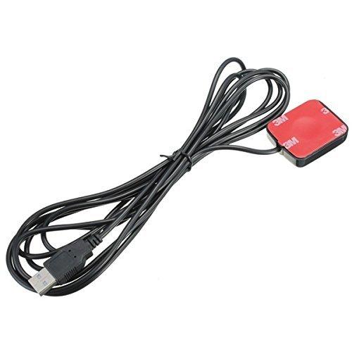 SUCAN USB GPS Empfänger für Auto Laptop PC Netbook Navigation GPS Maus Antennenkanäle
