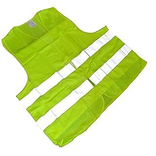 Warnweste, Pannenweste - Neongelb - Material: 100% Polyester - DIN ISO 20471:2013