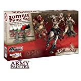 The Army Painter Zombicide Black Plague Zombie Paint Set by The Army Painter
