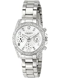 Akribos AK710SS - Reloj para mujeres