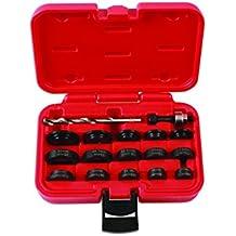 Power-Tec 92489estacionamiento sensores de control de distancia agujero cortador Set