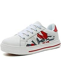 50e16e54d Kids Light School Zapatos Casuales Caminar al Aire Libre Zapatos Deportivos  Planos Vogue Niños Zapatillas de