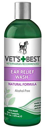 Vet 'S Ear Relief Wash Reiniger für Hunde