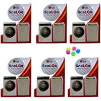 LG Descal Powder for LG Washing Machines to Clean the Scal from Drum 100gm each Pack of 6