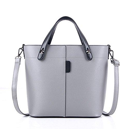 Grau Tasche Tote Eysee Damen Damen Eysee n8SWFqT1