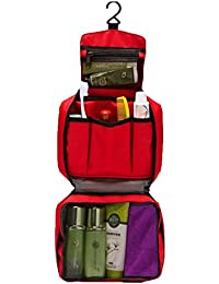 Red Simi - Bolsa de aseo  rojo red