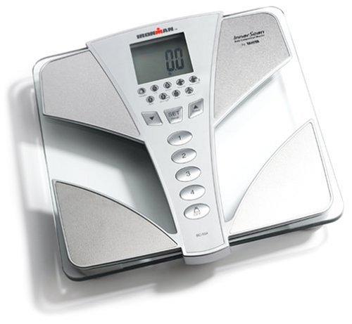 Tanita BC554 Ironman Glass InnerScan Body Composition Monitor...