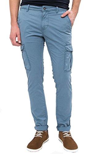 NAPAPIJRI - Pantalon - Homme CAPTAIN BLUE