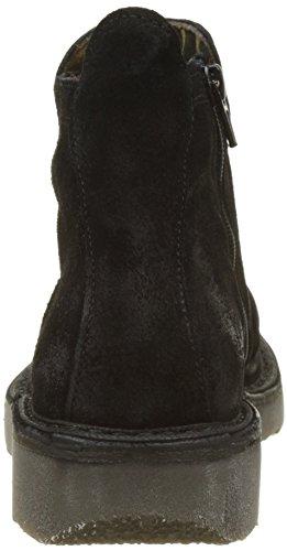 FLY London Damen Adit951fly Desert Boots Schwarz (Black)