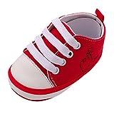 Ginli scarpe bambino,Scarpe Primi Passi Scarpine Neonato Scarpe Bambino Fila Infant Kids Girls Baby Prima Walker Scarpe Cuore Stampa Morbida Suola Sandali Sneakers