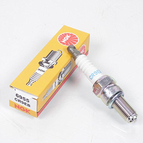 Candela di accensione NGK Scooter Peugeot 125 Satelis Abs 2006-2008 CR9EB
