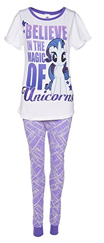 - 41ZA6DCpTOL - Womens Soft Cotton Full Length Character Pyjamas Pjs Pj's Ladies Xmas Gift Presents Size UK 8 – 22