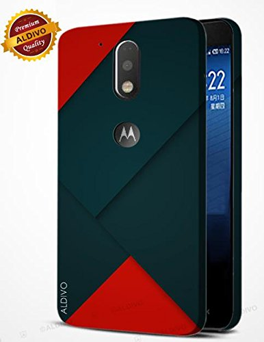 alDivo Premium Quality Printed Mobile Back Cover For Moto G4 Plus / Moto G4 Plus Printed Cover (Hard Plastic)