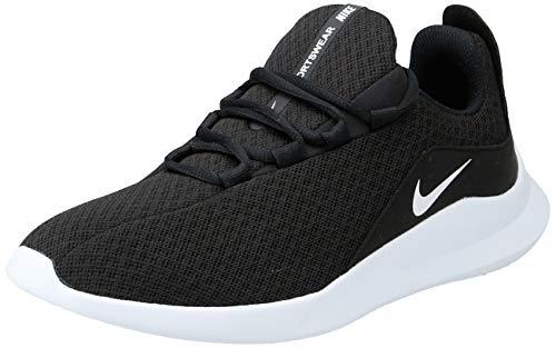 Nike Herren Viale Sneakers, Schwarz (Black/White 002), 41 EU