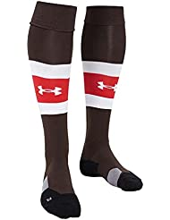 2017-2018 St Pauli Home Football Socks (Timber)