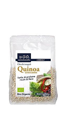 Sottolestelle Vollkorn - Quinoa Krokant, 4er Pack (4 x 200 g)