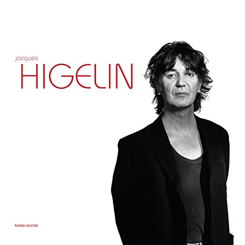 Jacques Higelin Platinium Higelin