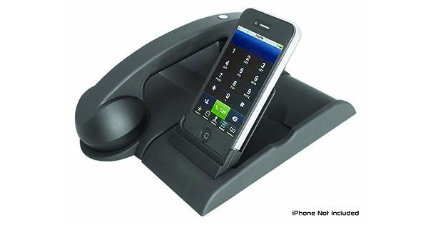 Blanc Wmaple wufeng sans Fil Bluetooth Retro T/él/éphone combin/é Portable de r/écepteur sans Fil Smartphone t/él/éphone Portable Earphone
