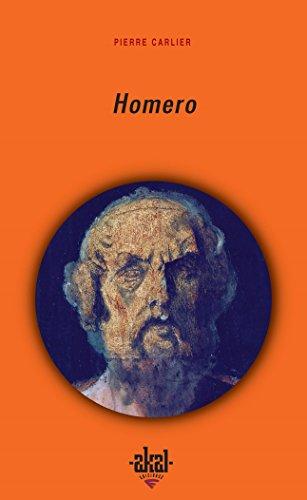 Homero (Universitaria) por Pierre Carlier