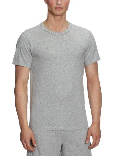 Calvin Klein CK ONE - Cotton Stretch Sleepwear Pyjama Top U8506A Herren Nachtwäsche/ Shirts, Gr. M, Grau (080) (Herren-nachtwäsche Klein Calvin)