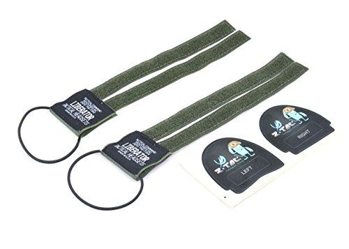Kit di conversione Z004 per tattici Caschi e accessori Zsordin auricolare Adesivi TATTICA Cuffia (Foresta Greer)