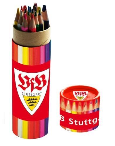 VfB Stuttgart Farbstifte-Set