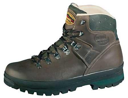 Meindl Schuhe Borneo 2 MFS Men - braun/Nougat
