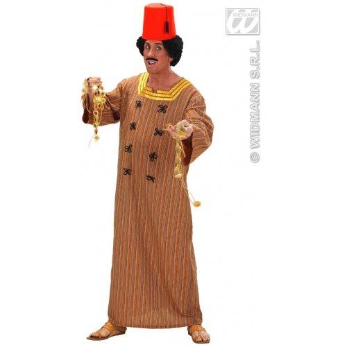 Für Bollywood Kostüm Ideen - Widmann-WDM59202 Erwachsenenkostüm für Damen, Rot, WDM59202